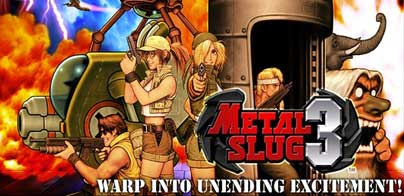 Metal slug 3 PC